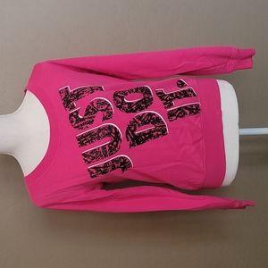 Hot Pink Nike Sweatshirt